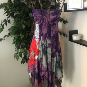 *Sale* NWOT Free People Tattered Dress Small
